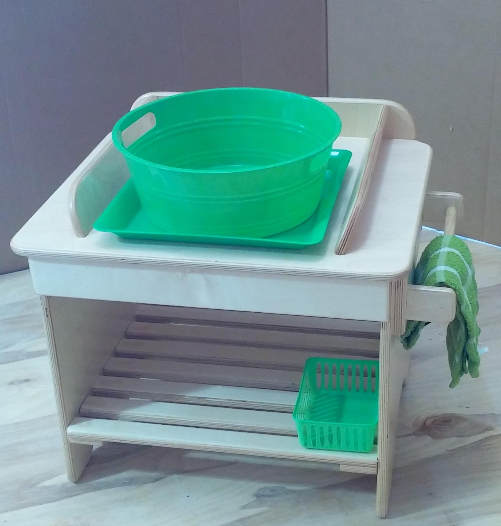 Toddler Montessori Environment